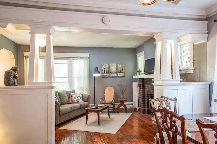 Charming Upstairs Apartment Family-Friendly - St. Louis - Appartement