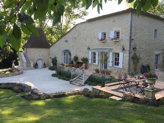 Bordeaux Country Home - Rimons - Casa