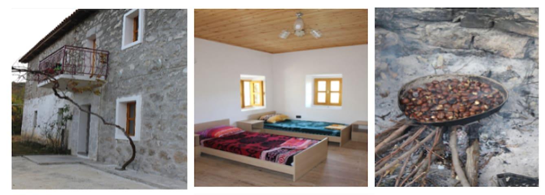 Biba guest house, your warm shelter - Rubik - 家庭式旅館