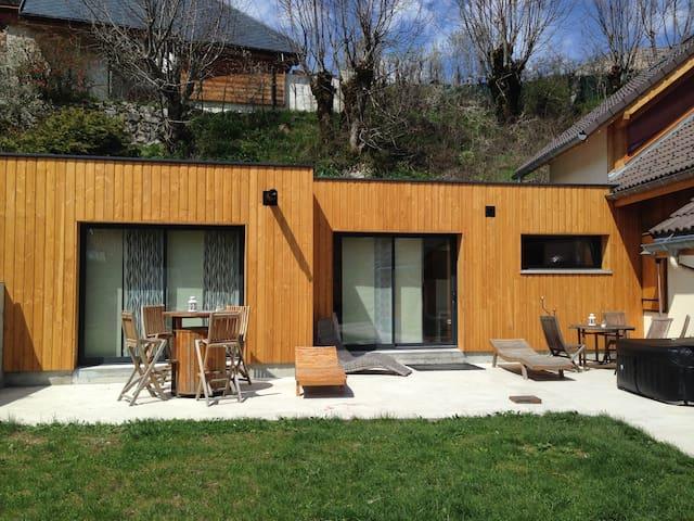 Appartement style chalet alpin - Le Sappey-en-Chartreuse - Chalé