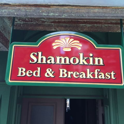 Shamokin Bed and Breakfast - Shamokin - Bed & Breakfast