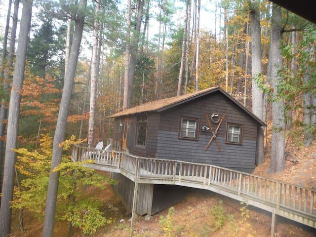 1 bedroom cabin, Adirondacks - Elizabethtown - Kulübe