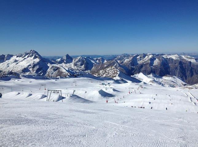 Les 2 Alpes Petit Prix - 蒙德朗(Mont-de-Lans)