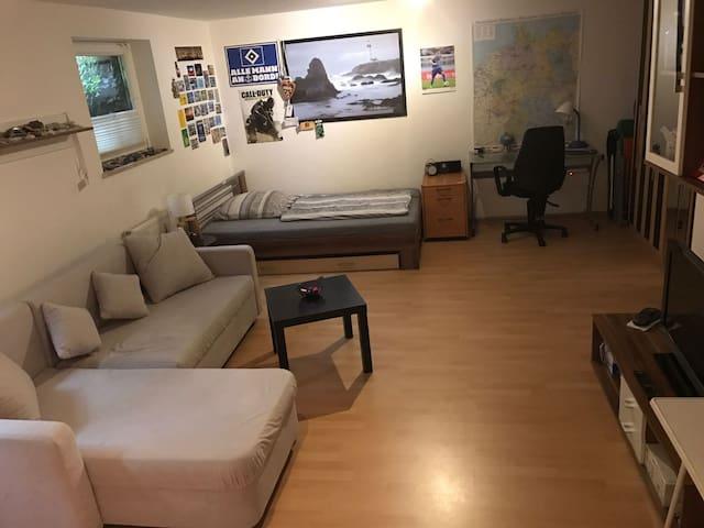 Privates Zimmer nahe München - Maisach - Appartement en résidence
