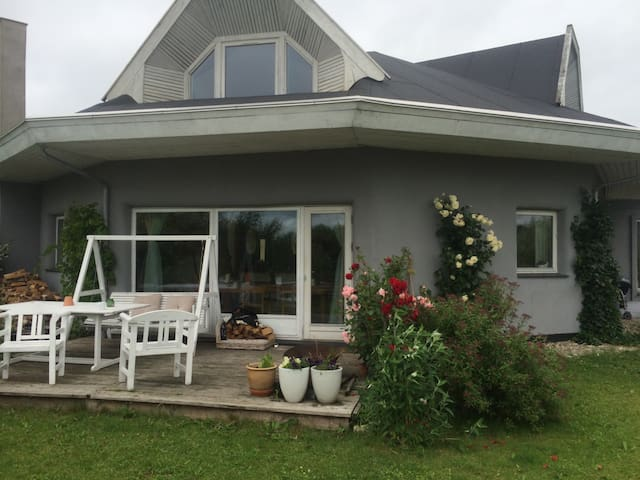 House in Eco village - Ringsted - Ev