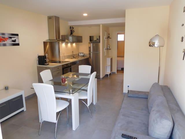 Appartement avec vue sur la montagne - Luz-Saint-Sauveur - Apartament