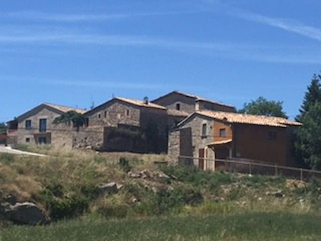 COUNTRY HOUSE in the middle of LLUÇANES /  MASIA - Sant Martí d'Albars - 별장/타운하우스