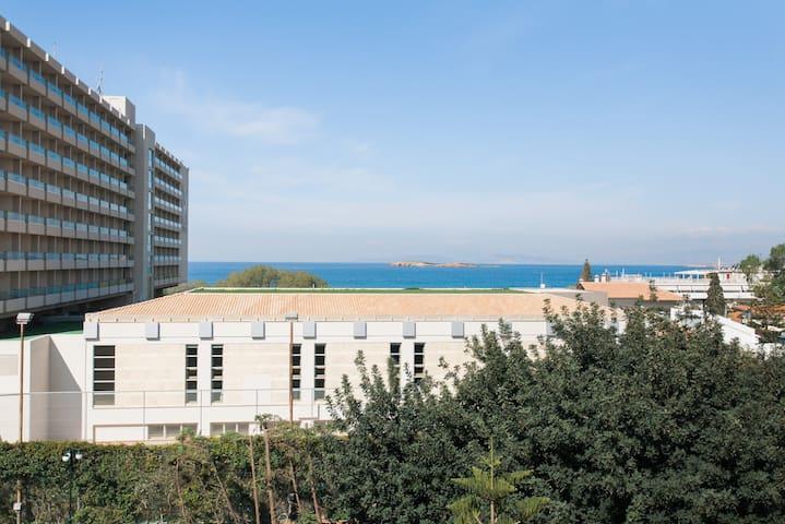 Athens Riviera! Sea,Sun&Fun@Beach - Vouliagmeni