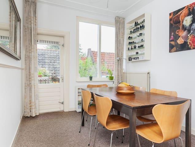 Kamer met dakterras in historisch Gouda - Gouda