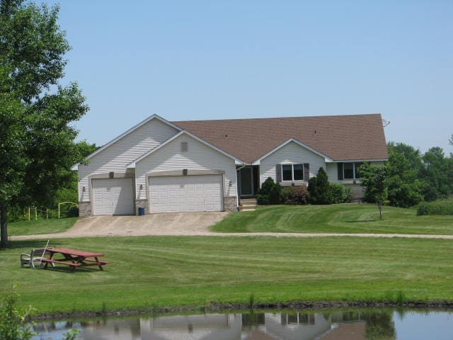 Quiet House in the Country - Northfield - Maison