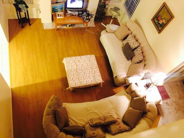 180 SQFT Quiet and Clean Private Room 安静舒适双人房 - Rosemead - Casa