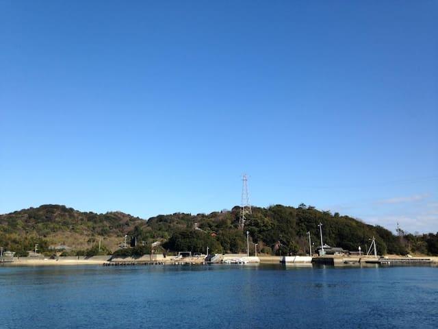 a1.Mukaejima away 100m from Naoshima - Naoshima - Maison