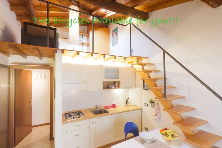 Residenza Vicolo Lungo - 維羅那