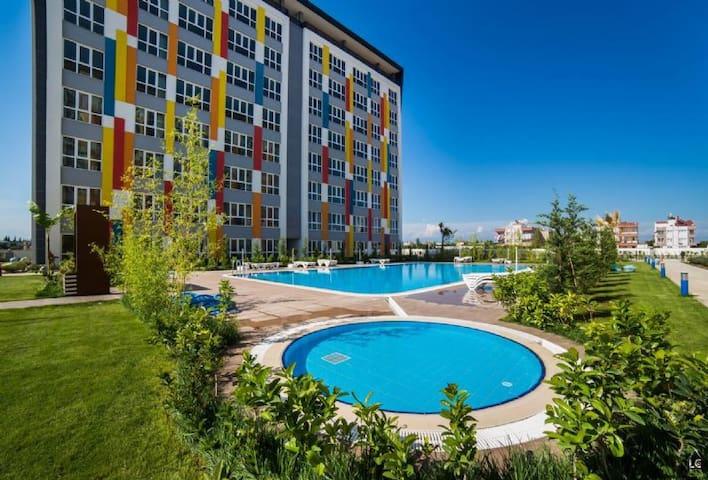A practical house so close to AIRPORT&EXPO - Antalya - Departamento