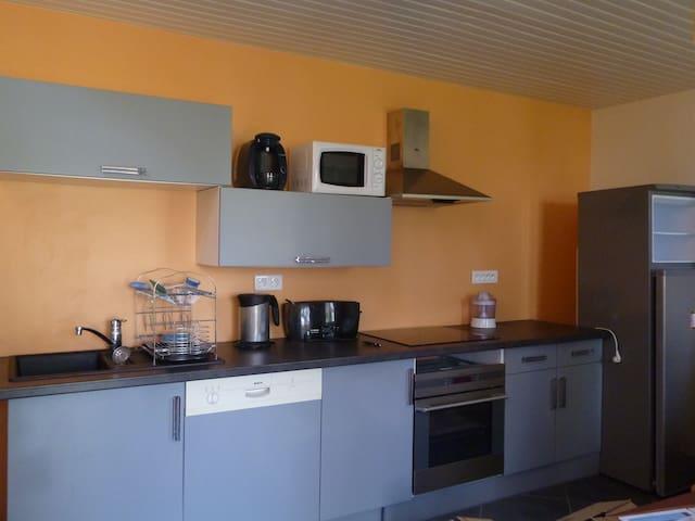 Petite maison tout confort au calme - Jouy-sur-Morin - Huis
