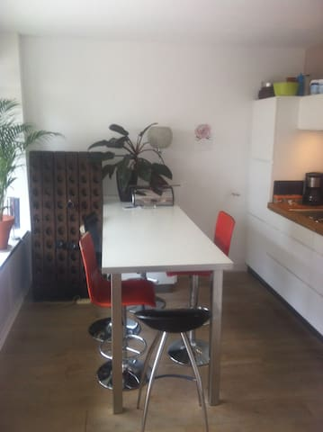 Appartment close to the centre - 's-Hertogenbosch - Apartemen