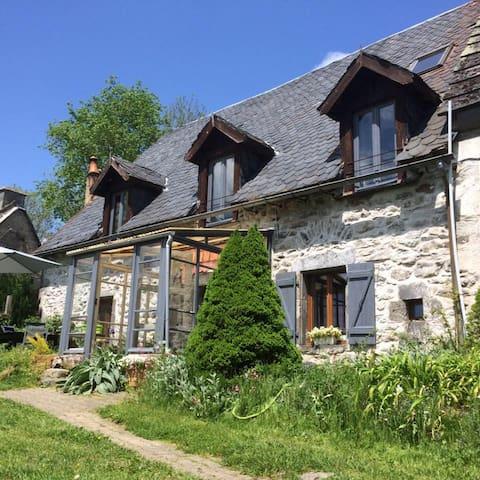 B&B La Burande - La Tour-d'Auvergne