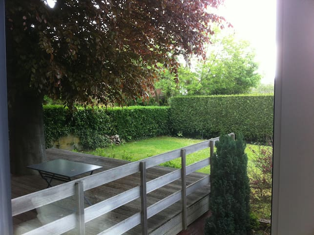 Duplex with terrace and garden - UCCLE - Appartement