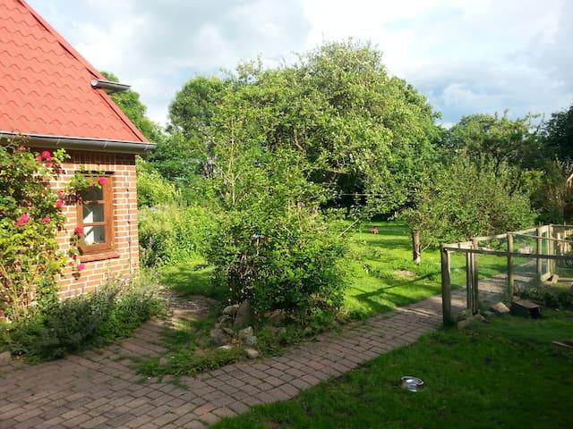 Farmhouse double bedroom - Dannau - Bed & Breakfast