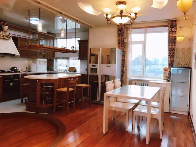 Yutaitai's house - Qingdao - Appartement