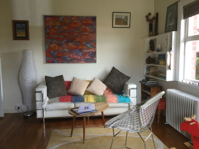 Cosy bush setting in the city - Glebe - Wohnung