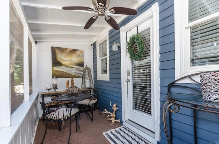 Grace Cottage, a charming and elegant retreat. - Rehoboth Beach - Bungalou