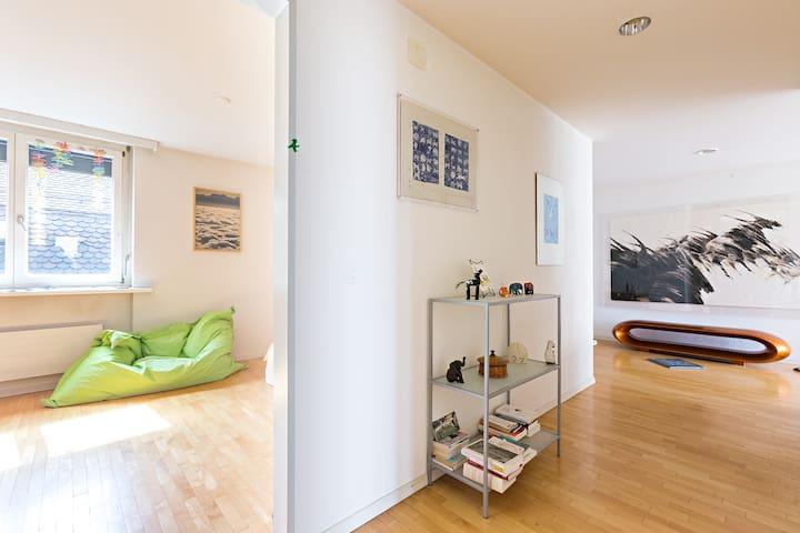 Ca' Albero - Nyon - Lägenhet
