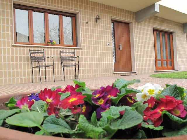 Villa Tosca - Margine Coperta-traversagna - Appartement