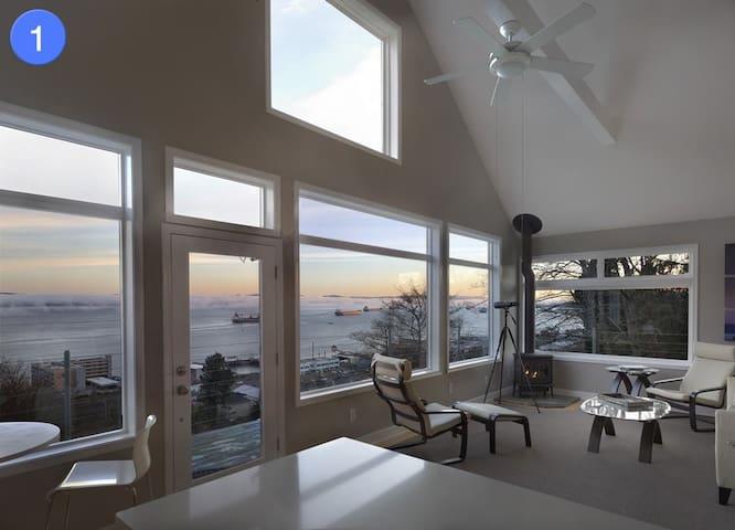 Windwater bed& breakfast suite - Astoria