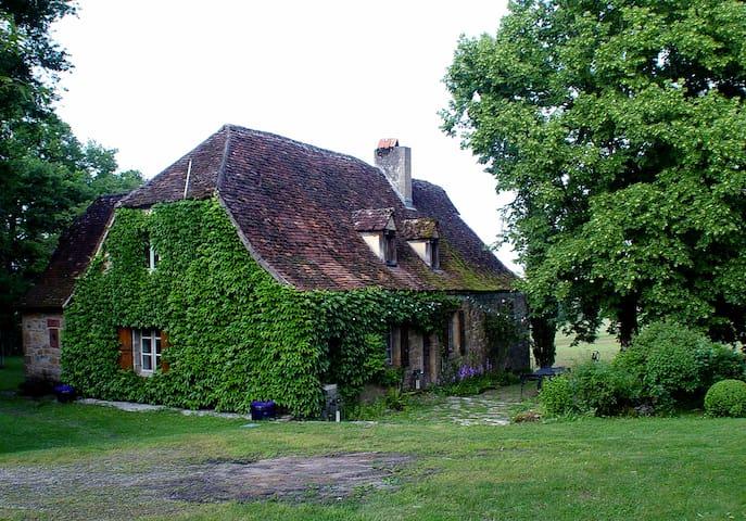 Maison de campagne - Cavagnac - Hus