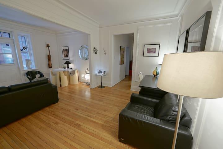 Beautiful Apartment in Montreal (Outremont) - Montréal - Apartament