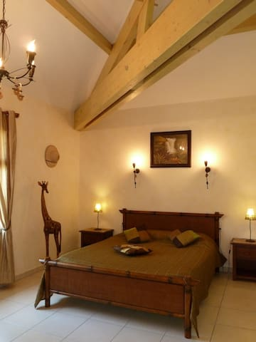 Chambre d'hôtes LES FUYES à Coulon - Coulon - Bed & Breakfast