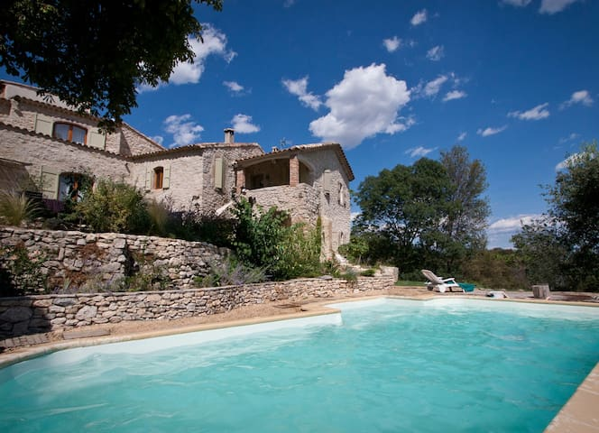Charming cottage in the Cevennes - Bagard - Villa