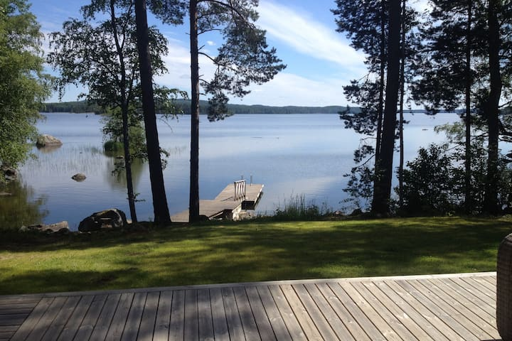 Modern holiday home by the lake - Pälkäne - 一軒家