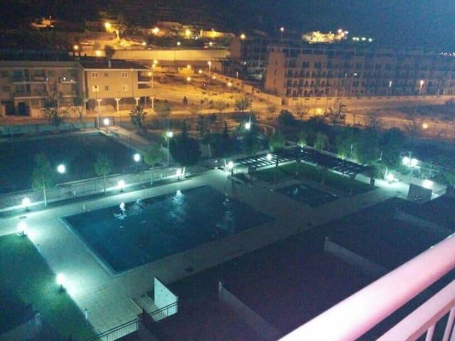 2 Bed Penthouse Balneario d'Archena - Archena