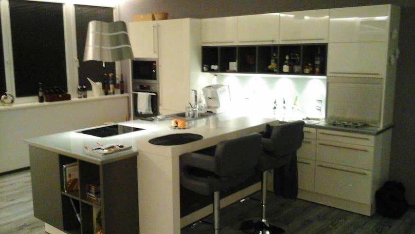 Luxusappartement nähe Mozartstadt - Bergheim bei Salzburg - Apartamento