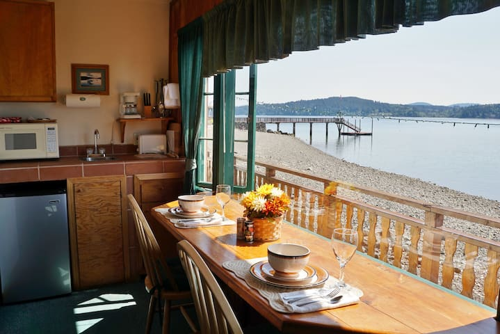Classic NW Waterfront Cabins!!!4 - Lilliwaup - Cabaña