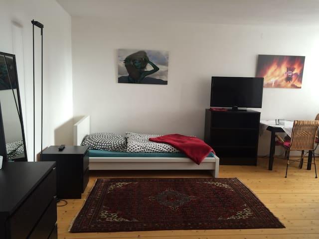 Bunny spacious Apartment - Scheyern - Кондоминиум