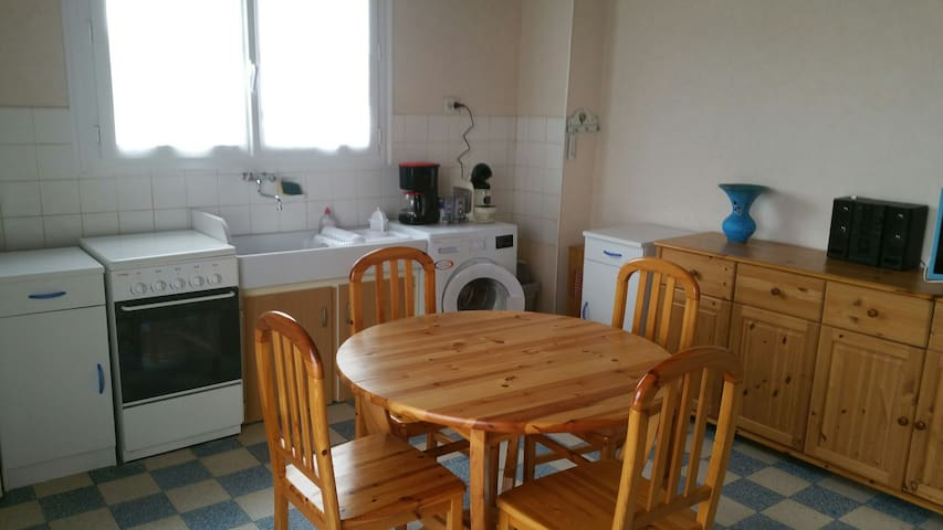 Appartement 40m2 Aiguillon sur mer - L'Aiguillon-sur-Mer - Apartamento