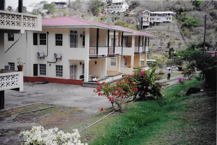 Valley View Rooms - Grand Anse - Lejlighed