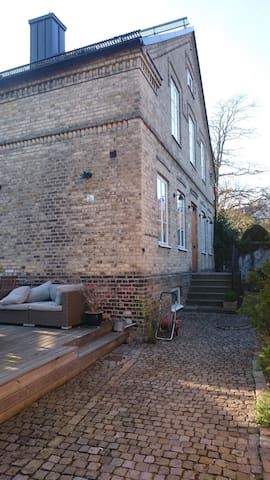 Newly renovated apartment in Lund center - Lund - Leilighet