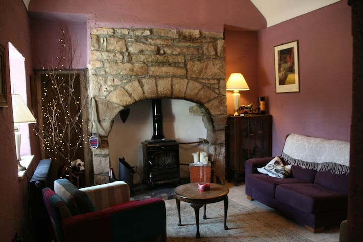 Well Cottage by the  Sea - Sligo