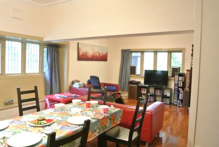 Nice whole house in Lindfield - Lindfield - Huis