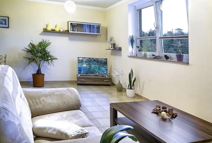 Fewo in Ostseenähe - Fuhlendorf - Apartamento