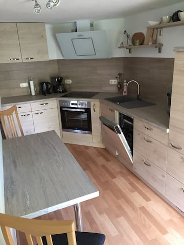 Tolles Apartment im Thüringer Wald - Schmalkalden - Leilighet