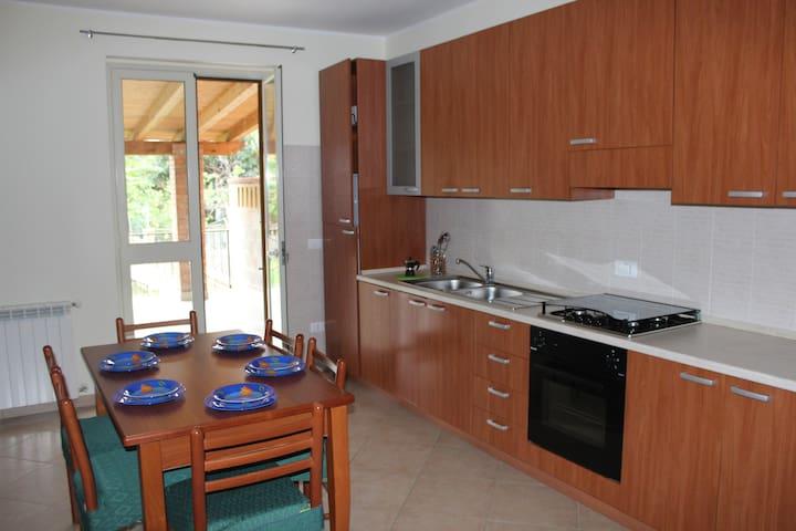 Appartamento 100mq ad Oliveri - Oliveri - Apartemen