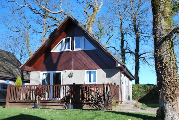 Contemporary family accomodation - Saint Tudy - Maison