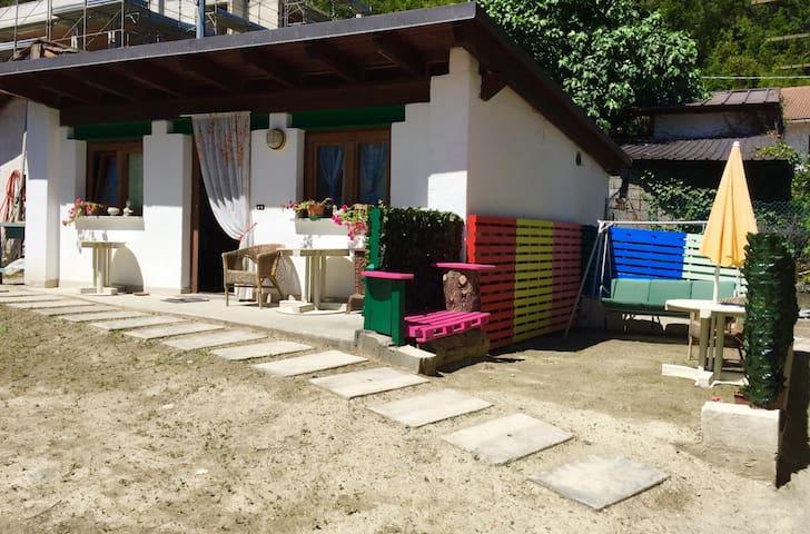Aosta- Monolocale - Dependance - Champderaz  - Casa