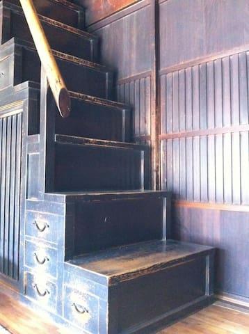 築130年の日本家屋!陶芸の街、多治見市で日本文化を堪能! - Tajimi - Bed & Breakfast