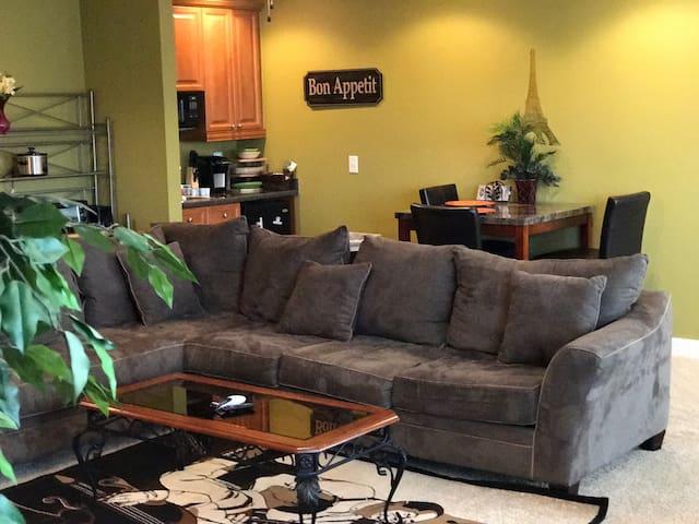 Cozy Mountain Views Apartment Suite - Goodlettsville